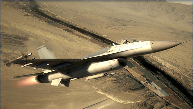 Aircraft Hawx 2 Ubisoft