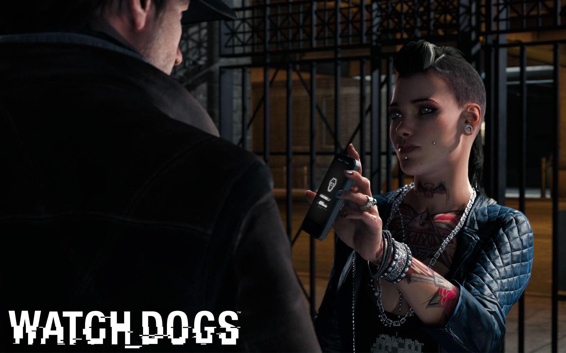 Watch dogs trailer walkthrough gameplay demo ubisoft - Watch dogs 2 clara ...