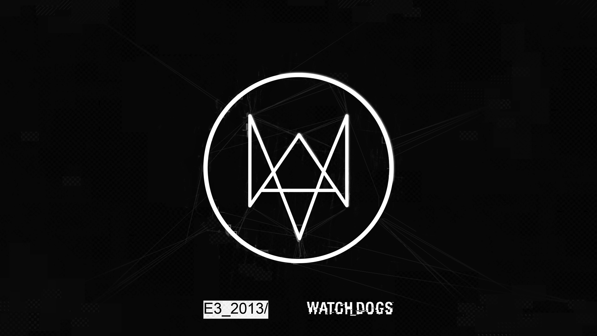 watch dogs fox logo wallpaper -#main