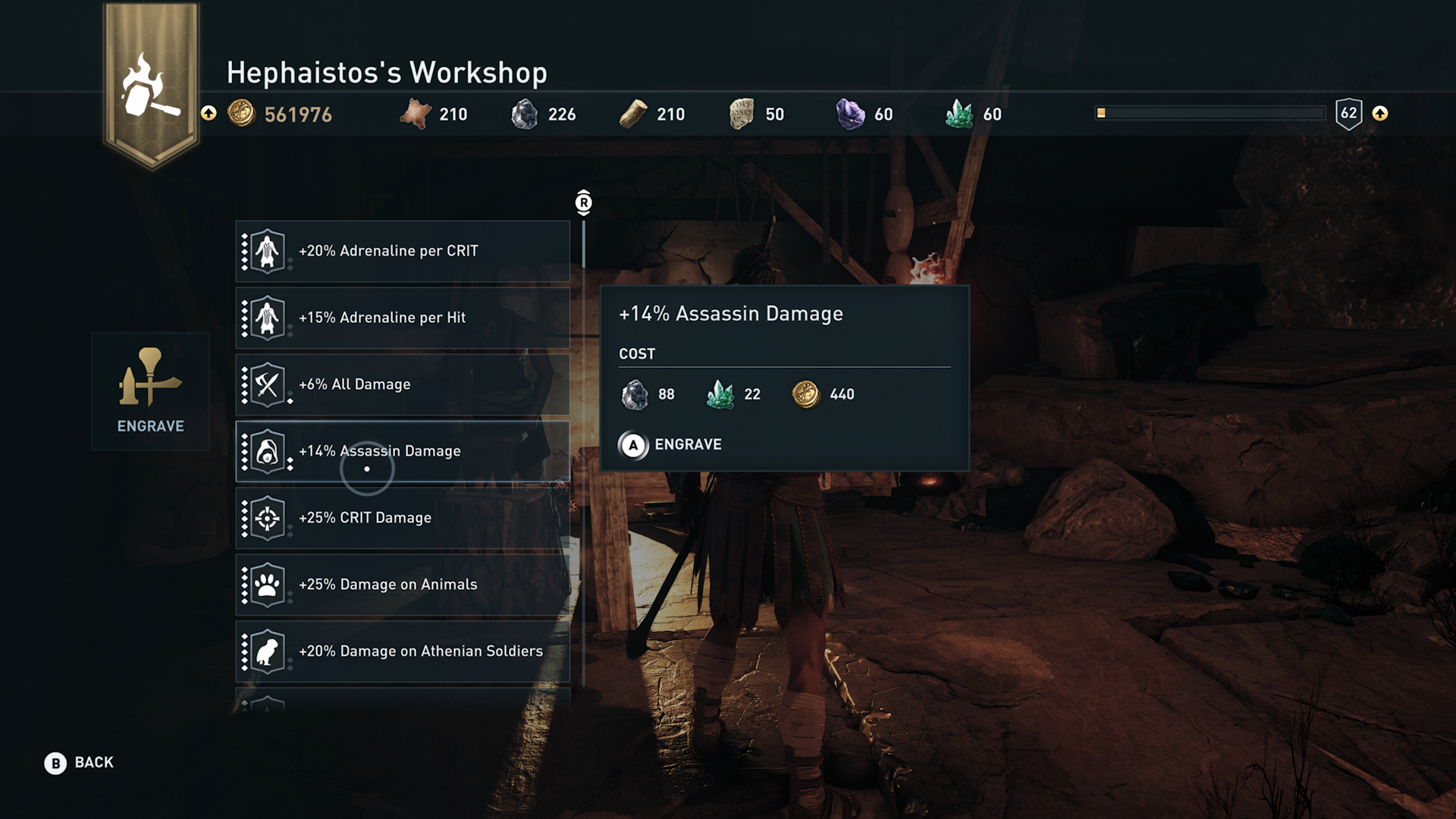 Assassin S Creed Odyssey 1 1 2 Patch Notes Forums